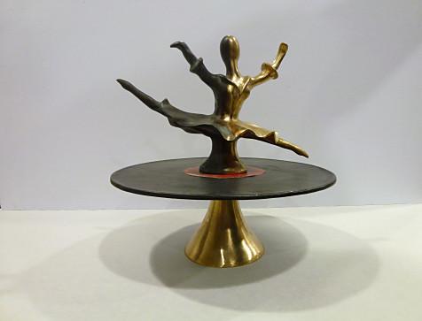 Ballerina - bronzo